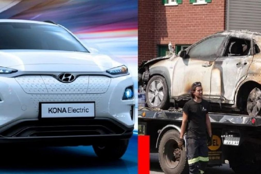 Electric Cars Are Not Completely Safe, Know The Reasons