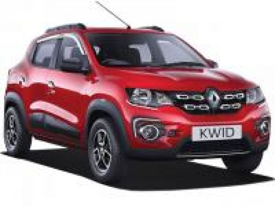 Book cheapest car Renault Kwid with cashback offer from this website