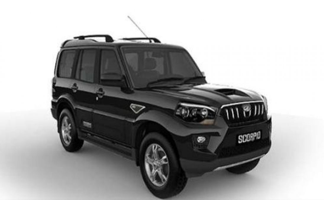 Cash discount available on the purchase of India's most preferred model SUV Scorpio