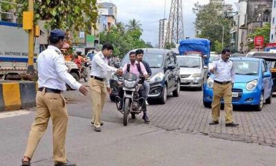 If you broke the traffic rules on August 15, there would be heavy fines