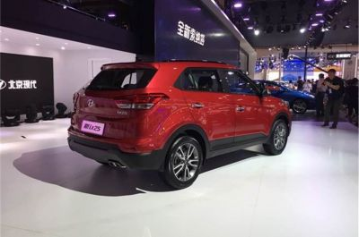 Hyundai Creta (ix25) pictures were Leaked, Here are The Potential Features!
