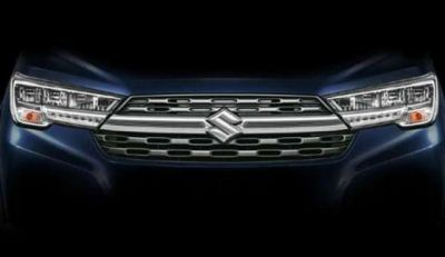 Find out everything about the leak of The Maruti XL6