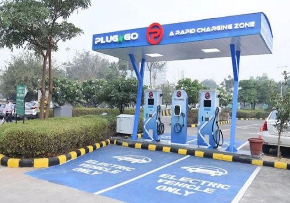 Delhi-NCR to get 300 more EV charging stations in 6 months