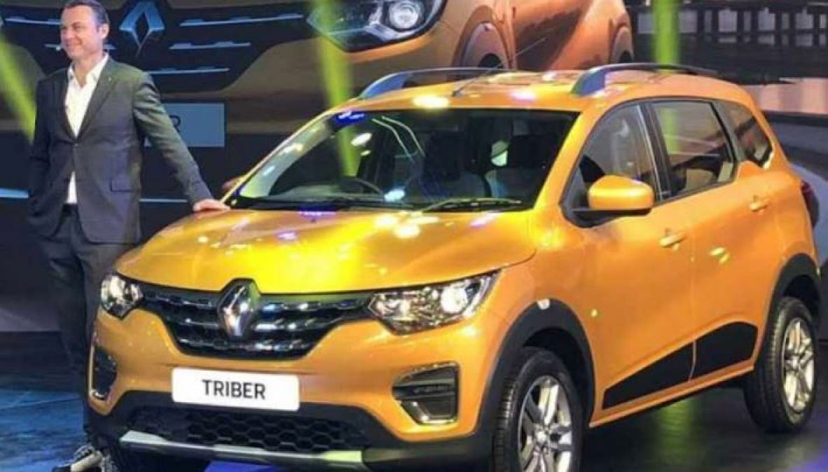 Renault To Launch 7-seater Triber On August 28, Here Is
