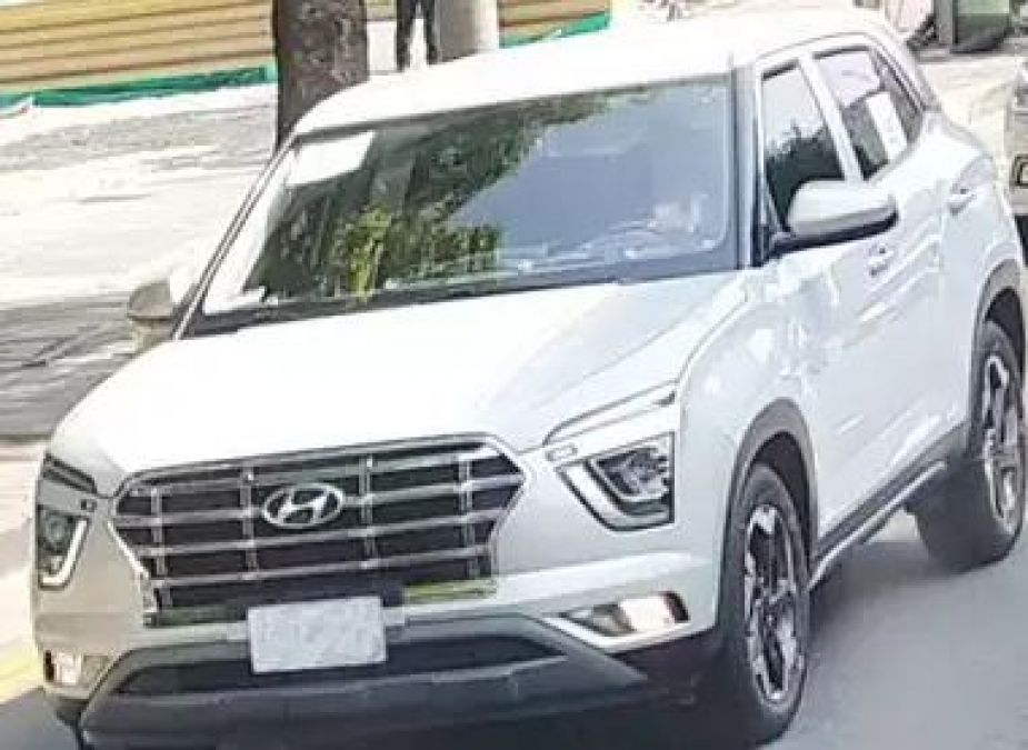 Leaked photos of Hyundai Creta surfaced, here's the report