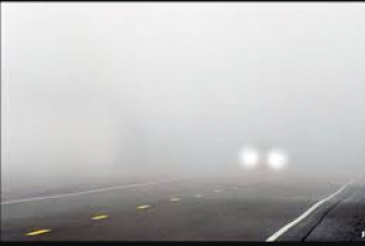 Keep these things in mind while driving in fog during winter