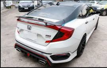 Modified look of Honda Civic 10th Generation facelift is creating buzz on internet