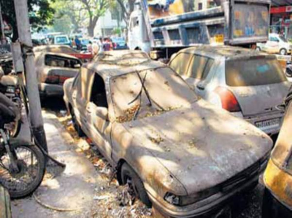 मुंबई की 20 एकड़ जमीन पर है बेकार गाड़ियों का कब्ज़ा
