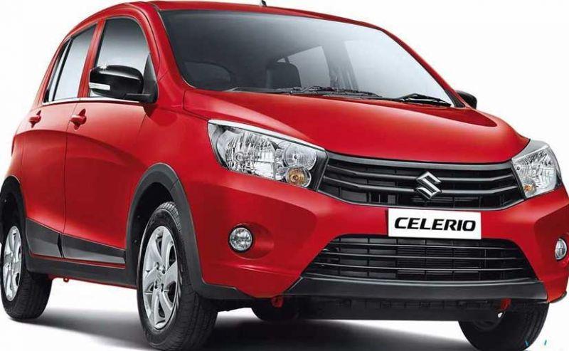 भारत में लॉन्च हुई सिलेरियो एक्स हैचबैक कार