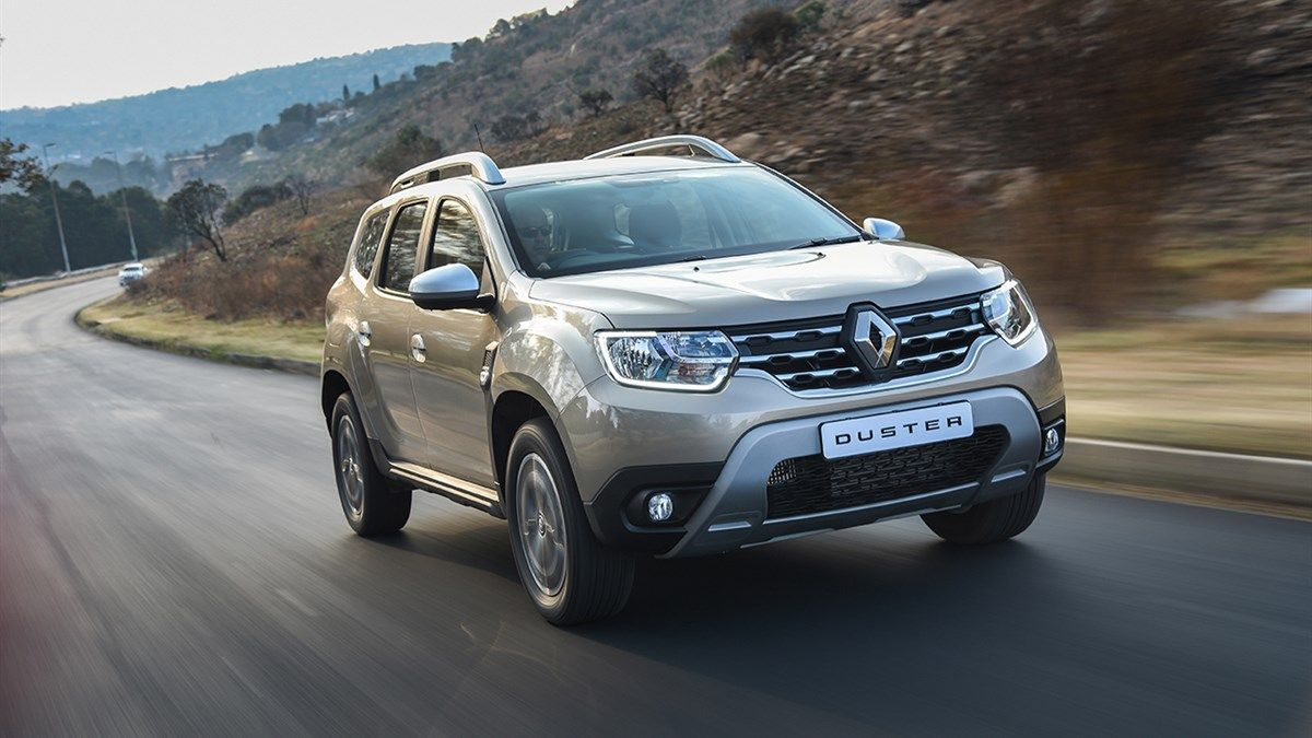 Renault Duster Facelift is to be Introduced soon, Teaser  released