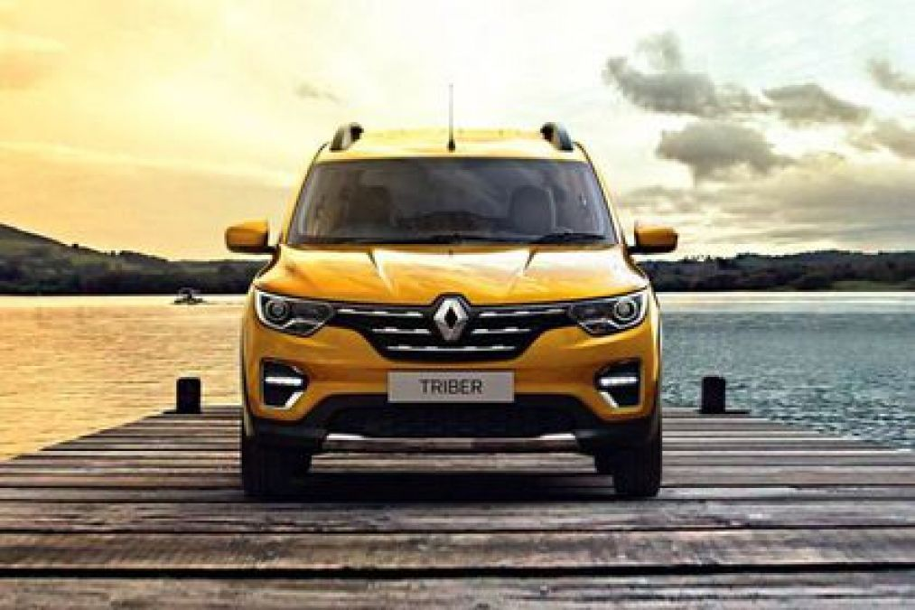 Renault Triber May Get Launched In Coming Months, Here Are