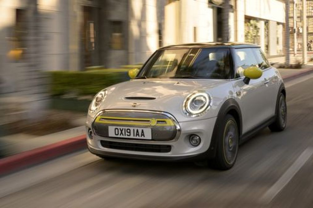 The Electric Avatar of the 2020 MINI Cooper SE Came Out, See Other Features