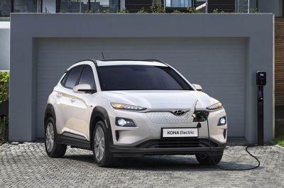 Hyundai Kona EV Car Is Powerful, Here's Driving Review