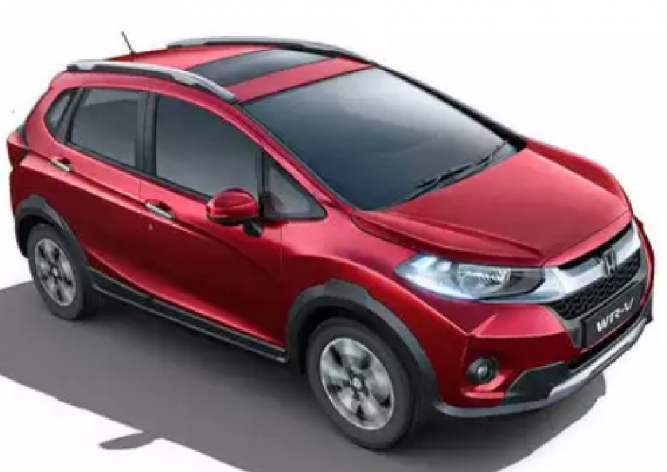 Honda WR-V's New Variant Is unique in its own way, Know the Price!