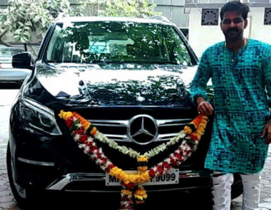 Know Bhojpuri Superstar 'Pavan Singh' Journey from a Bicycle To Car