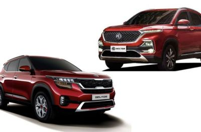From Kia Seltos to MG Hector how different both cars are, here's the comparison!