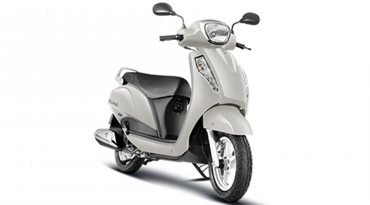 Suzuki Access 125 SE introduced in India, read deatils