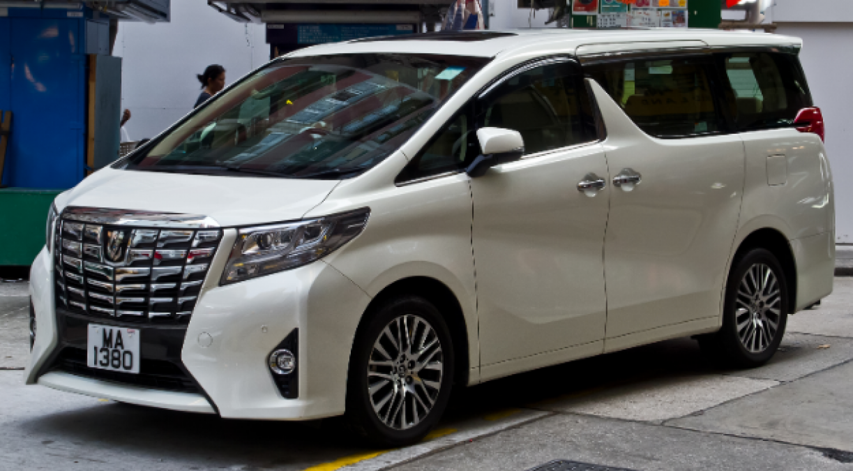 Toyota Vellfire to be launched  in India soon, give collision to Mercedes