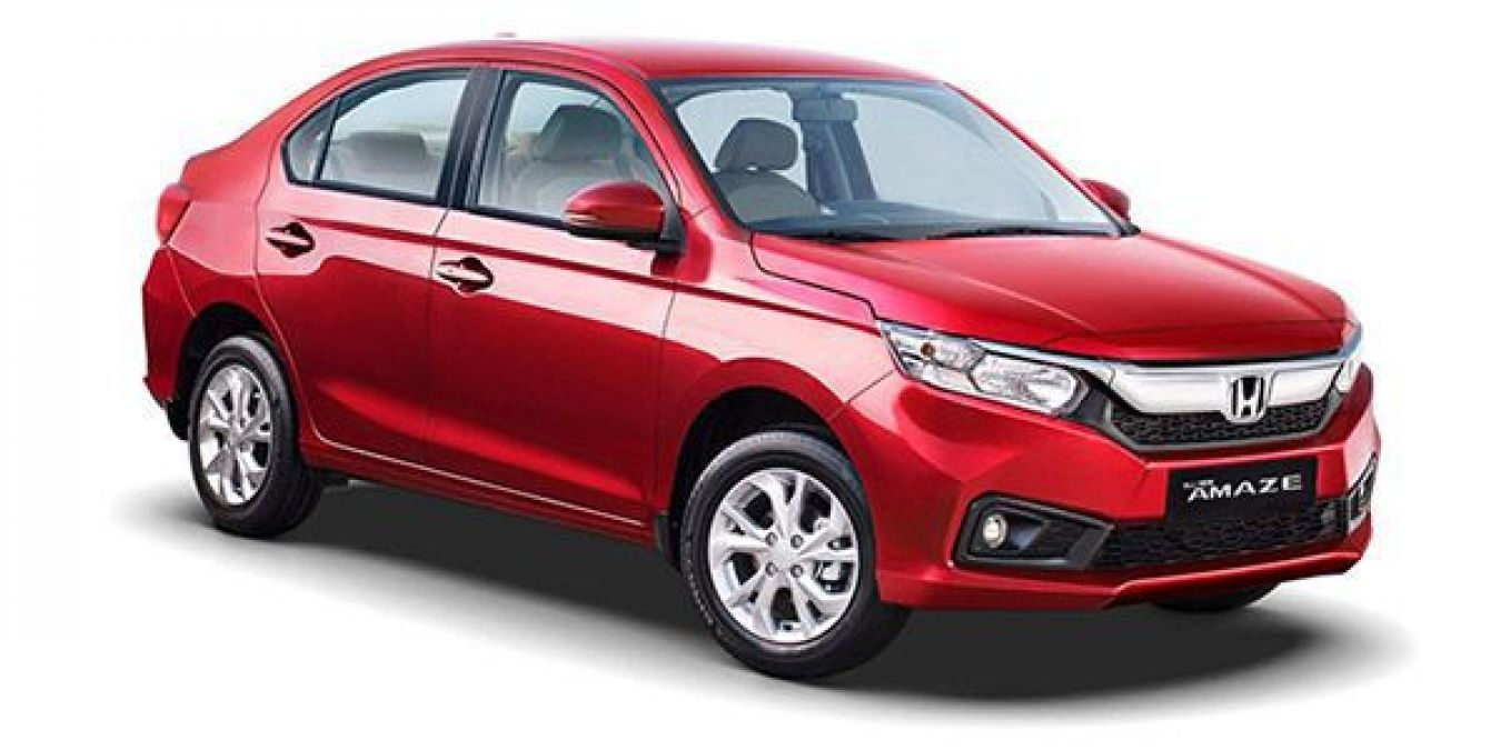 2nd-gen Honda Amaze crosses 1 lakh sales milestone, Company offering huge discounts