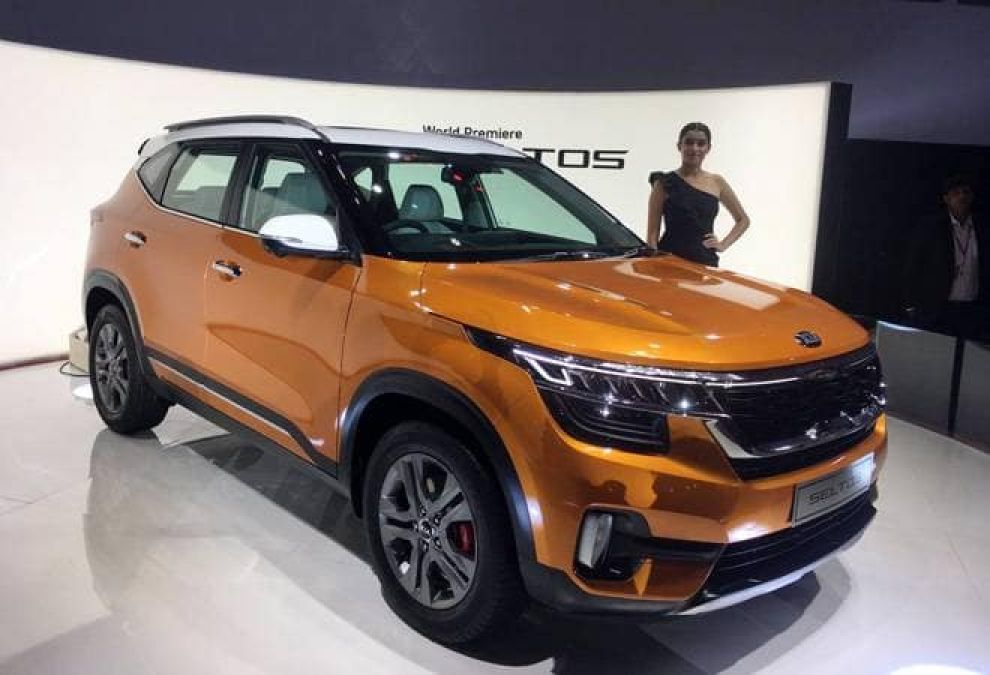 Kia Seltos Gets a great response from customers, sale to start from this day