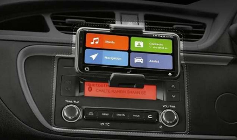 Maruti Suzuki Introduces Touchscreen Smartplay Studio Dock