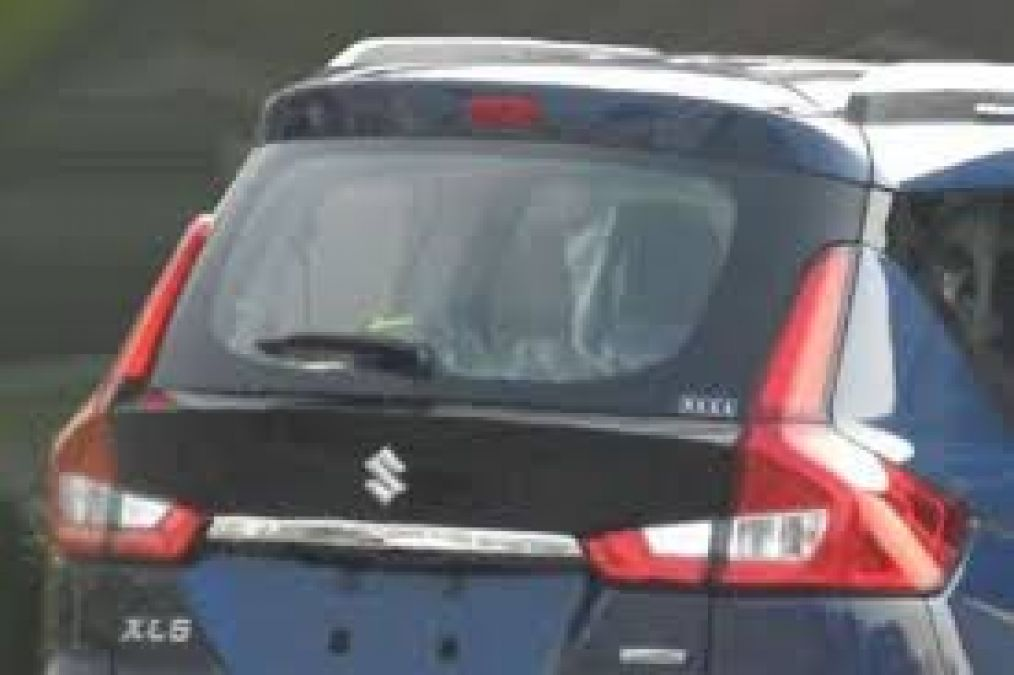 Ahead of the launch, the pictures of Maruti Suzuki XL6 leaked