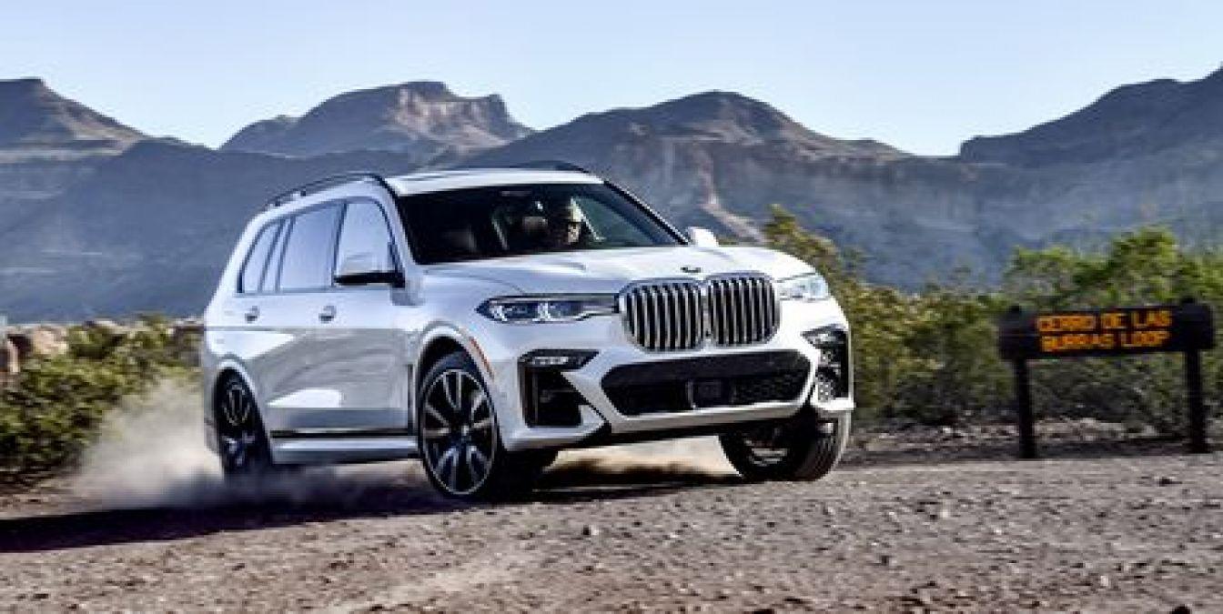 आज भारत में 2019 BMW X7 होगी पेश, ये है संभावित कीमत
