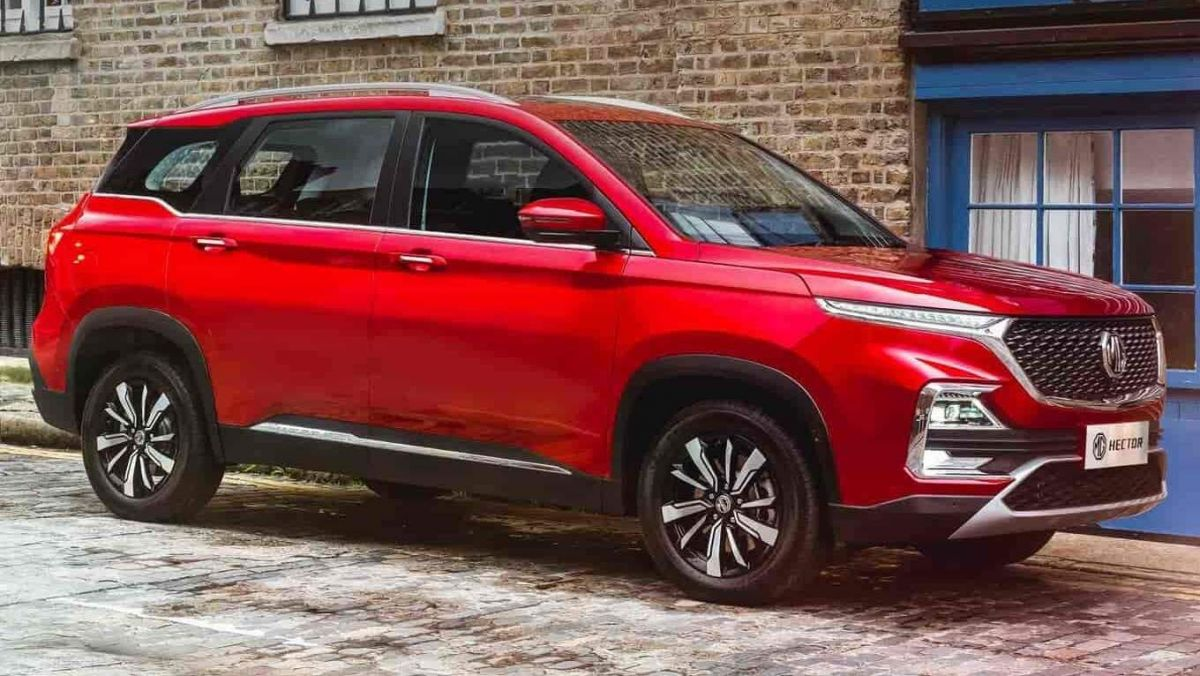 Mg Hector Being Sold By Owner On Olx For Rs 3 Lakh Profit 1 News