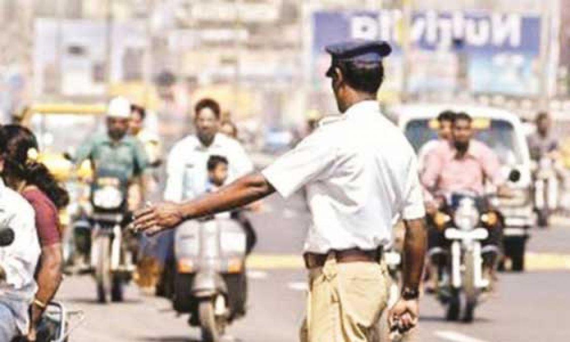 अगर तोड़ा ट्रैफिक नियम तो, जाना पड़ेगा जेल