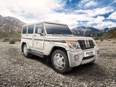 Mahindra Bolero BS6 To Launch In Early 2020, Receives ICAT Certification