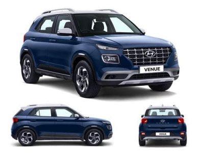 Hyundai VENUE in demand, Registered 50,000 bookings in 60 days