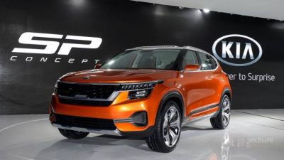 Kia Motors's first mid-SUV will be named this, find out what's will be special