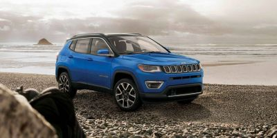 2019 Jeep Compass Trailhawk BS6 presented in India, this will be specifications