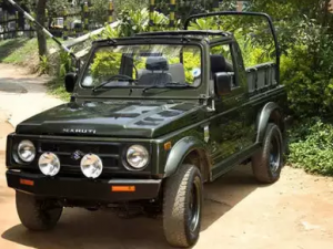 Why the ' Maruti Gypsy ' is still the first choice of the Indian Army