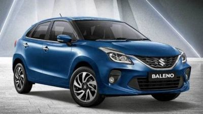 Maruti Baleno achieved Record-breaking sales  in 44 months