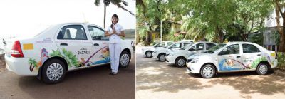 Goa Government has taken the major decision on the safety of taxi users