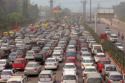 Sales of passenger Vehicles plummeted in big states