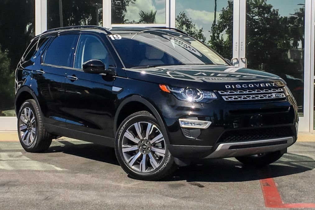 2019 Land Rover Discovery launched in India, know Price 1 ...