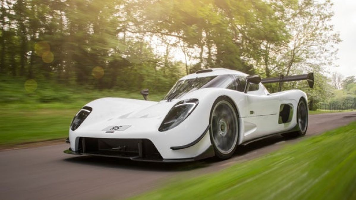 This amazing car takes just 2.3 seconds to get 100 km speed