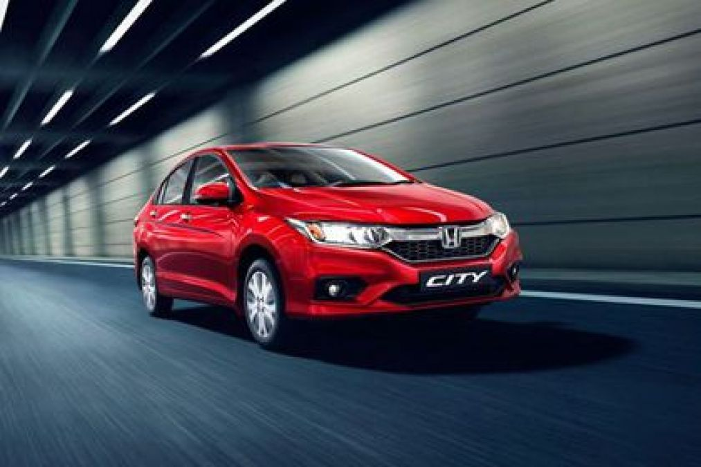 New Honda City spots during testing, read reports