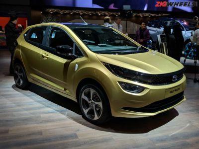 Tata Altroz का टीज़र आया सामने, इस कार को देगी टक्कर