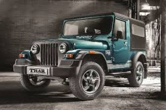 Mahindra Thar 700 Exhibited For Sale in India, Here's Specification