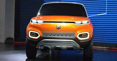 Maruti S-Presso will be the car name of Future S concept - Bigger than Alto