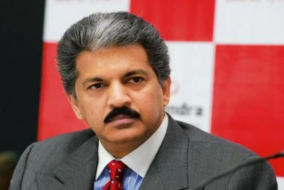 Anand Mahindra made a big statement on India's economy