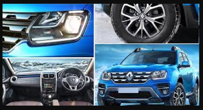 Renault Duster with new BS6 engine launch, Know features