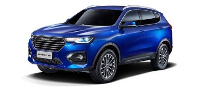 This car with two petrol engines will compete with MG Hector