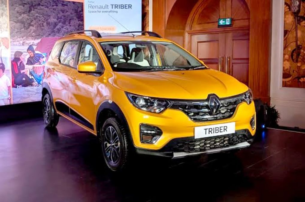 Renault Triber will be introduced in the car market, know its features