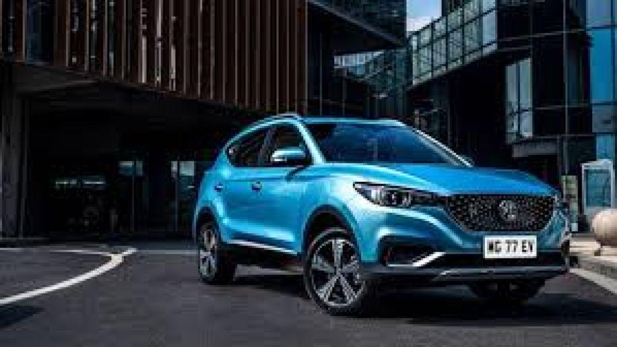 MG Motors की यह कार हो जाएगी दिसंबर में लांच, फुल चार्ज करने पर चलेगी 300 किलोमीटर