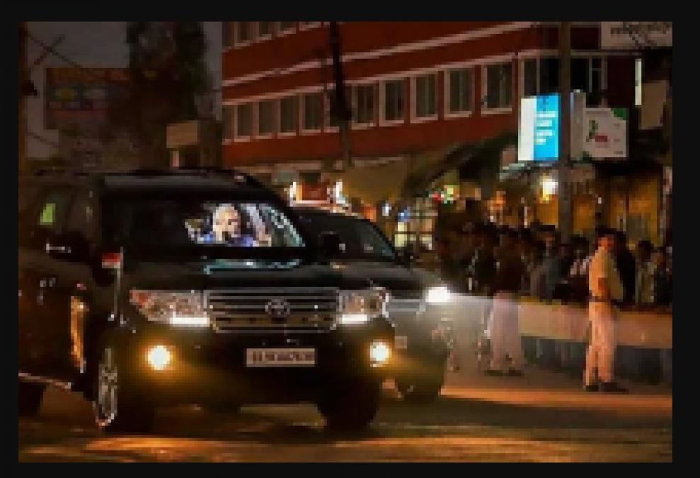 प्रधानमंत्री के काफिले में शामिल हुई ये नयी कार , जाने की क्या है ख़ास