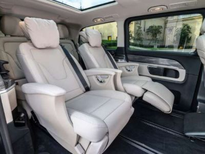 Mercedes will introduce the country's most expensive MPV, it will remain features